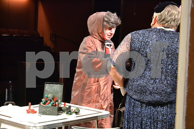 11/17/14 Tyler Civic Theatre Presents A Tuna Christmas - Rehearsal by Jan Barton