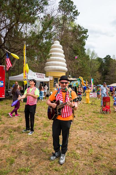 Hippie Fest Lake City SC 2019