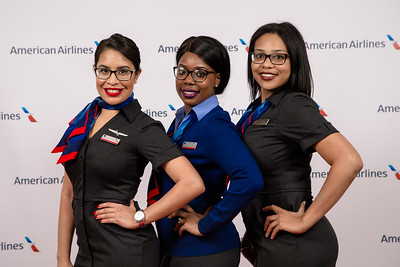 American Airlines Red Carpet at DCA