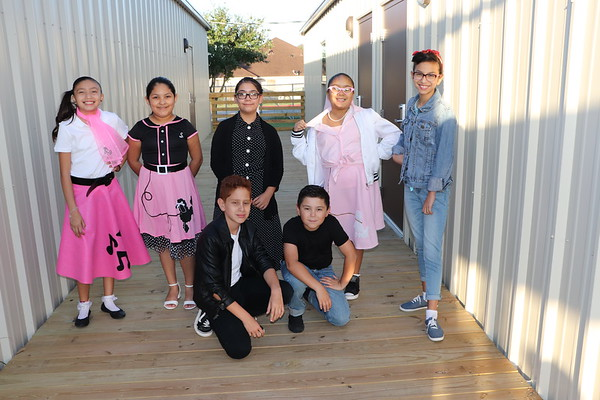 Red Ribbon Week- 50's