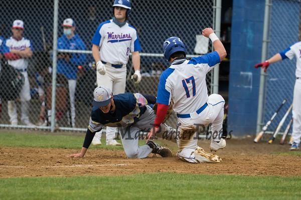 2021-4-21 WHS Baseball vs Windham