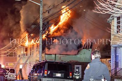 Garfield 2nd Alarm: 229 Palisade Ave 26 Feb 21