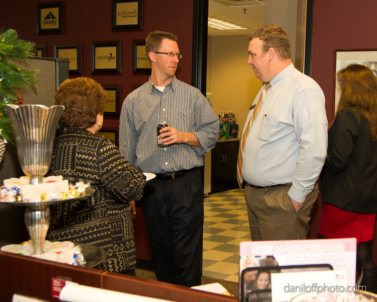 Sandy Area Chamber of Commerce Holiday Open House