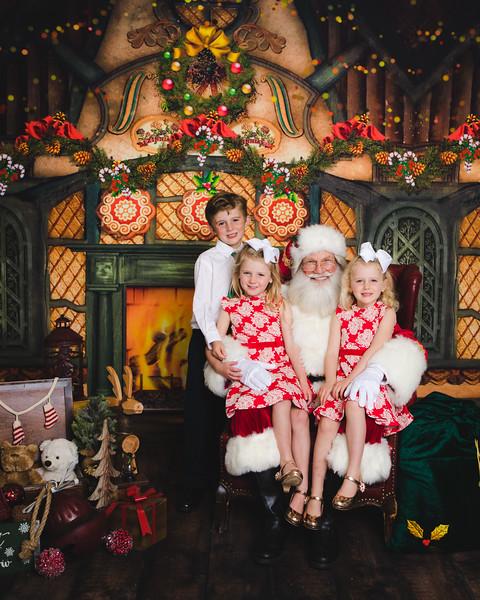2019: Santa Minis