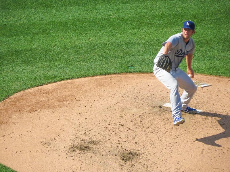 Dodgers @ Nationals