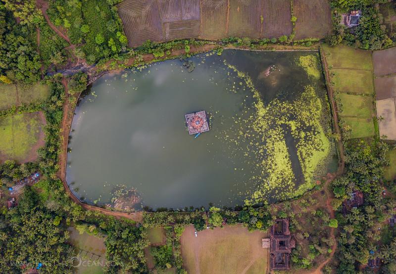 Kere Basadi (Lake Temple)