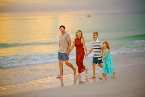 Anna Maria Island Family Photos at BeanPoint