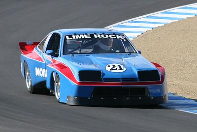 #21 1975 Dekon Monza & #64 1969 Camaro Z-28