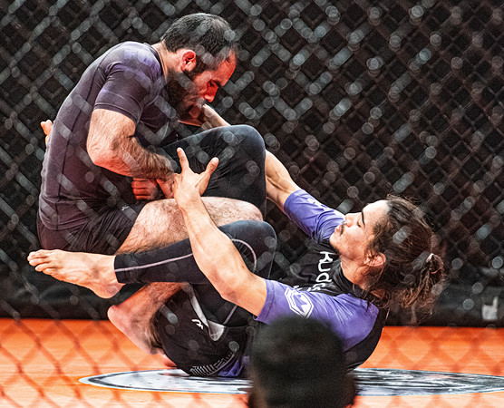 Jeremiah BJJ match, Rage in the Cage 70, Hinton, OK, 12/7/2019