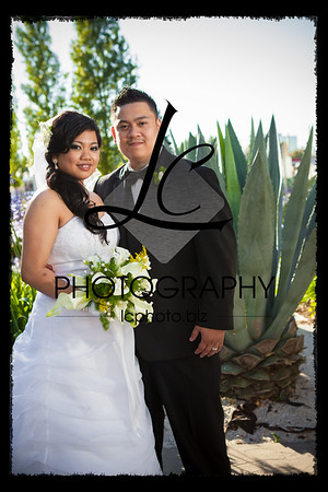 Joanna and Chris  7-7-2012