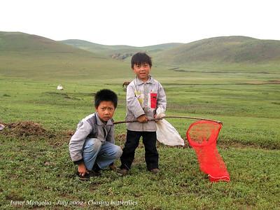 Inner Mongolia - July 2002