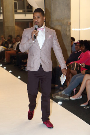 Day 1 - DC Fashion Week 2013 - Spring / Summer 2014 Collections - DCFW - Wooly Mammoth Theatre