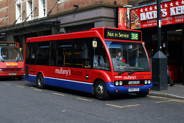 Mullany's Buses