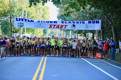 LITTLE SILVER 5K RACE