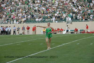 Featured Twirlers 2011