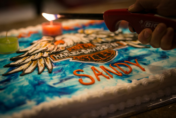 Sandy's 60th Birthday Bash