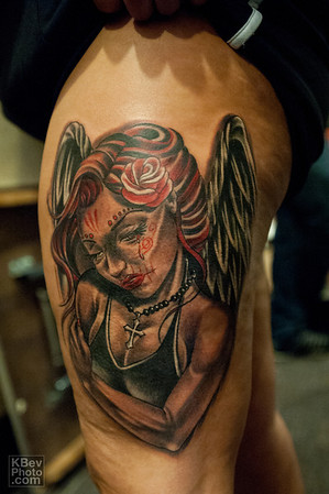 '13 Tattoo Arts Fest - Artwork (Mar 13)