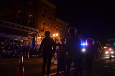 Danville Halloween Parade 2014