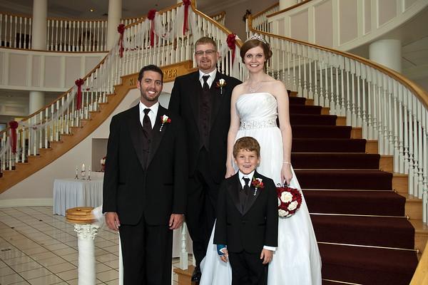 Burns Cox Wedding Party