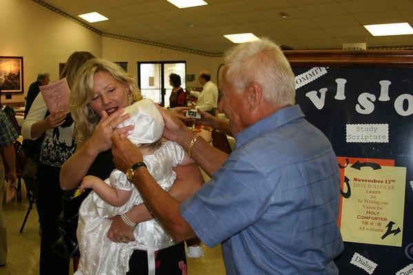 Nathalie Grace Baptism