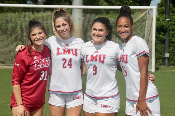 LMU Womans Soccer Candid Photos (Album 3) Aug.11, 2021