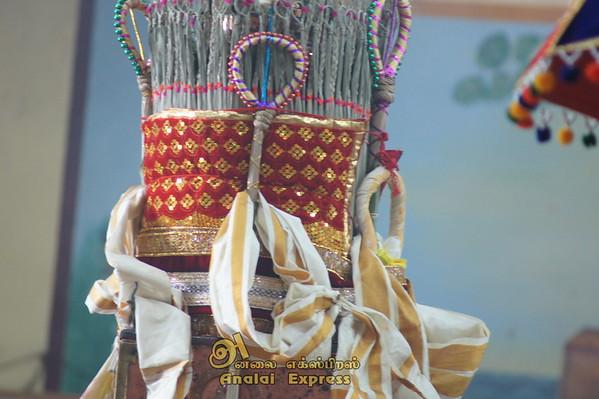 அனலைதீவு ஹரிஹர புத்திர  ஐயனார் ஆலய ஐந்தாம் நாள் பகல் உற்சவம்-2018
