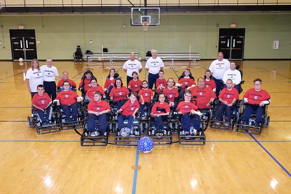 Team USA Selection Camp
