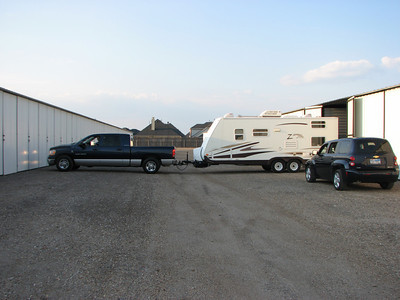 RV Vehicles