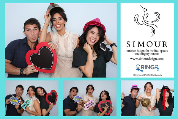 Simour Launch Party