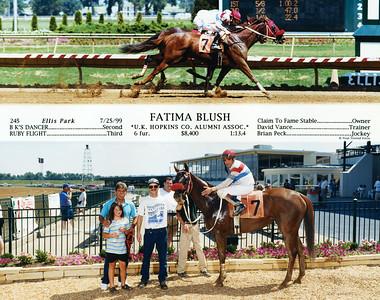 FATIMA BLUSH - 7/25/1999