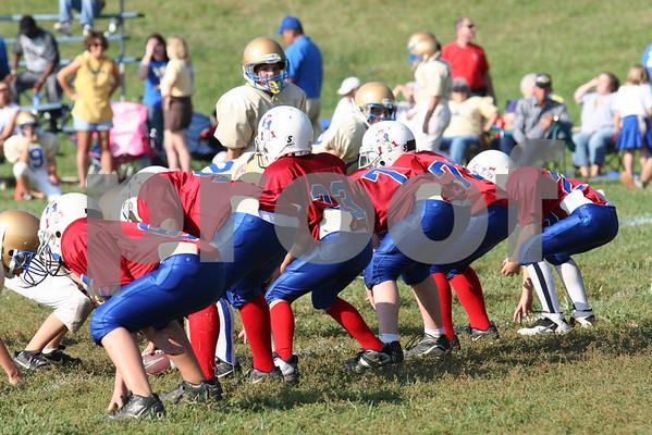 LLF-JR-Lexington Indians vs Higginsville Gold 10-6-07 Part 2 of 2