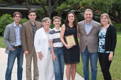 Honor Awards Convocation 040117