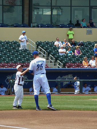 2012-07 Omaha Storm Chasers Vs Iowa Cubs