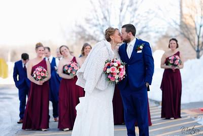 Erin & Scott's Wedding Sneak Peek