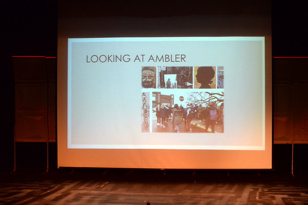 Looking at Ambler Exhibit