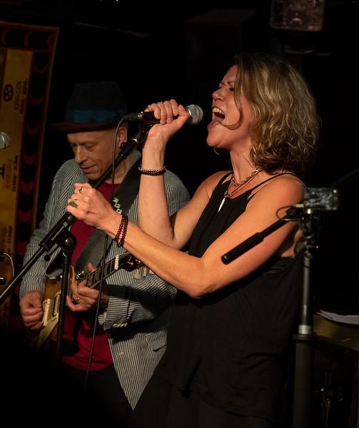Tim Hain & Belinda Campbell