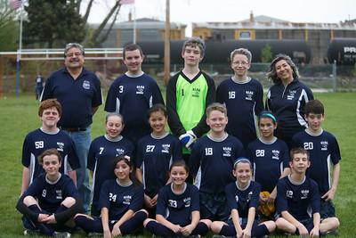 Varsity v Coaches Homecoming 2012