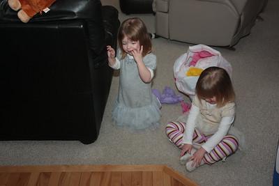 Emily and Abby's Third Birthday