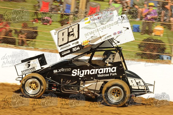 19/1/18 The Grand Annual Sprintcar Classic N1