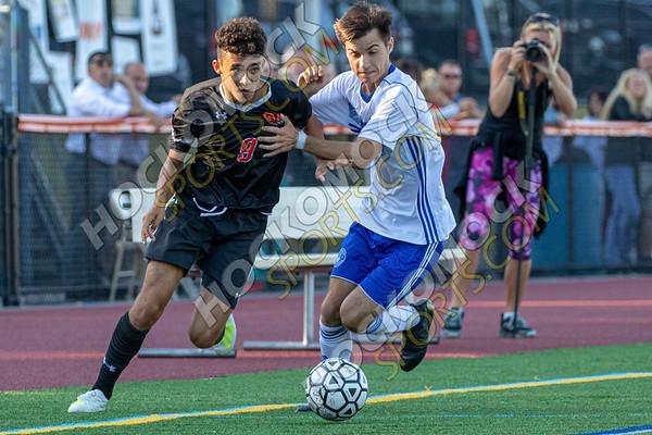 Oliver Ames-Attleboro Boys Soccer - 09-16-19