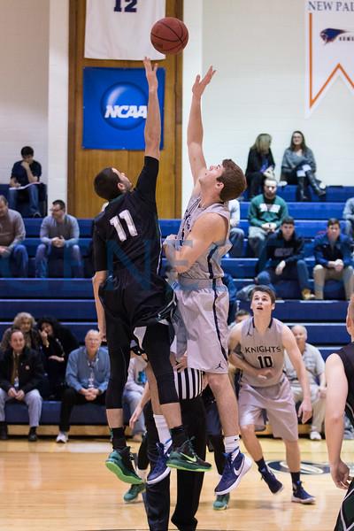 Men's Basketball vs. Morrisville