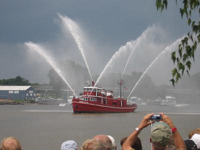 2006 Michigan Tour