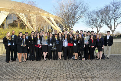 Potomac Falls DECA State Competition 2010