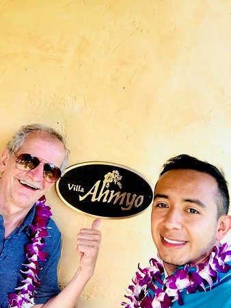 Ahmyo Retreat en Español, April 2018, Kona, HI