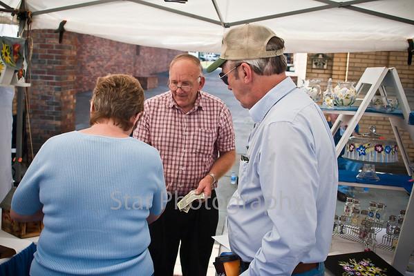 Covered Bridge Celebration Vendor and Attendants 06-10-11