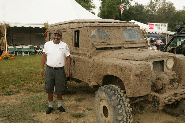 Land Rover Events