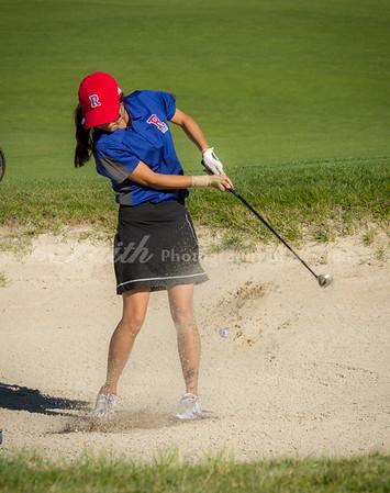 Redhawk GC - RHS 2014 Girls Golf