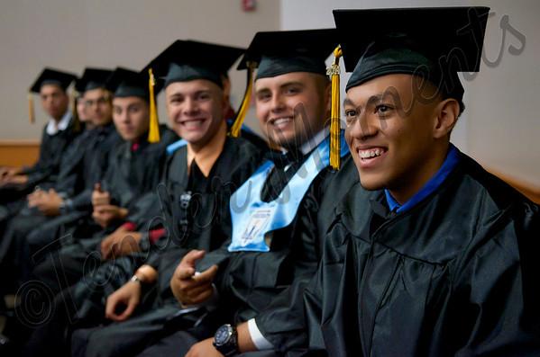 Francis Marion H.S. Graduation 2014