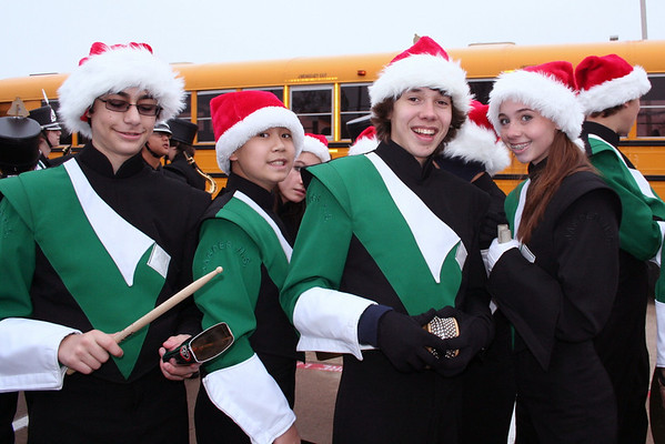 Plano Holiday Parade