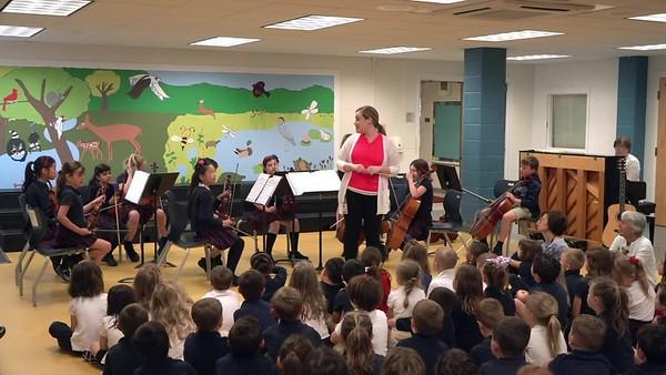3rd Grade String Ensemble